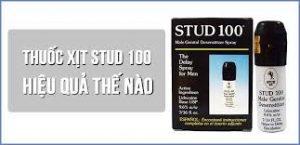 Sử dụng thuốc Stud 100 đúng cách sẽ mang lại nhiều hiệu quả bất ngờ.